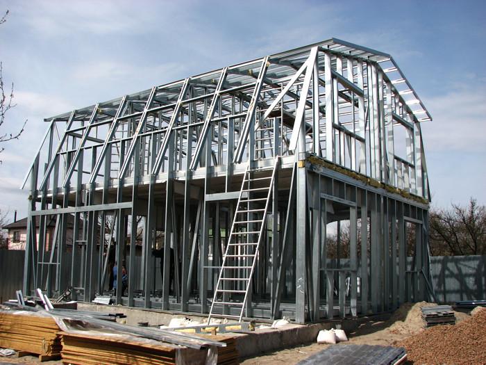 Использование металлоконструкций в современном строительстве