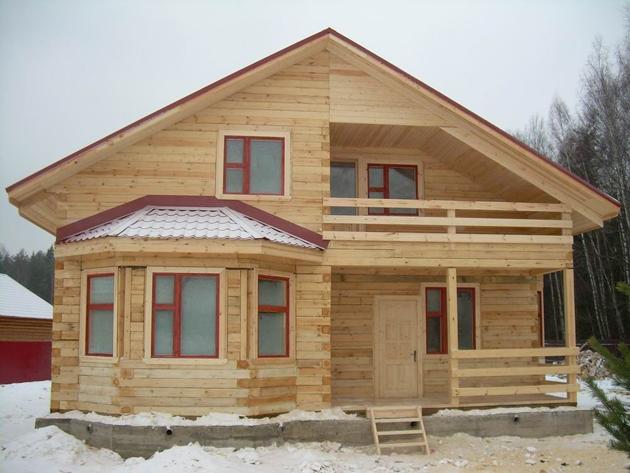 Как правильно утеплить дом из бруса?