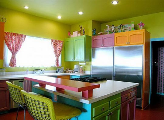 Потолок на кухне — какой лучше сделать